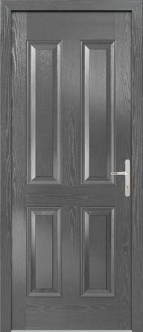 Carsington Grey External Composite Door Sets