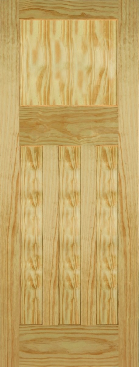 Mendes Pine DX 4 Panel 30's Style (Flat Panel)