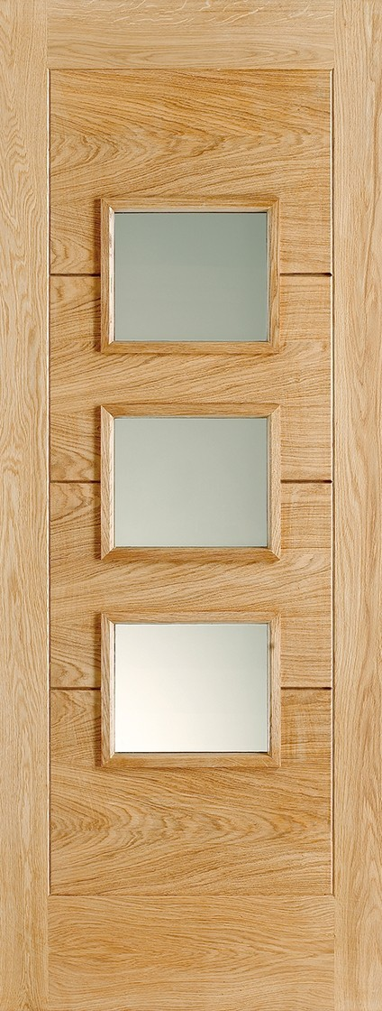 Warmer Door - Part L Arta (Frosted Double Glazed)