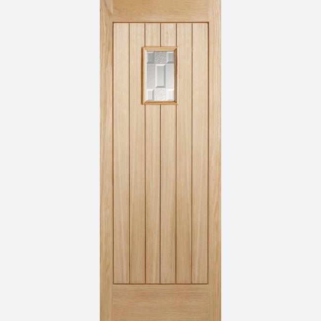 EXTERNAL OAK DOORS GLAZED OAK SUFFOLK