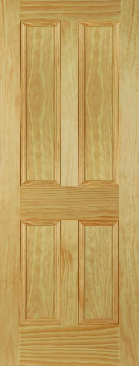 Mendes Pine 4 Panel Islington