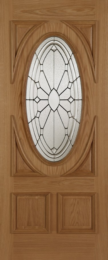 Oak Sovereign (Leaded Double Glazed)