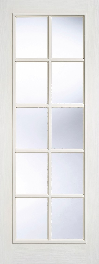 White SA10 Light Glazed