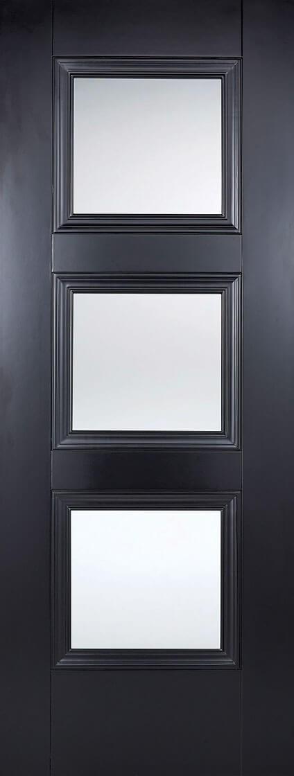 Black Primed AMSTERDAM Glazed
