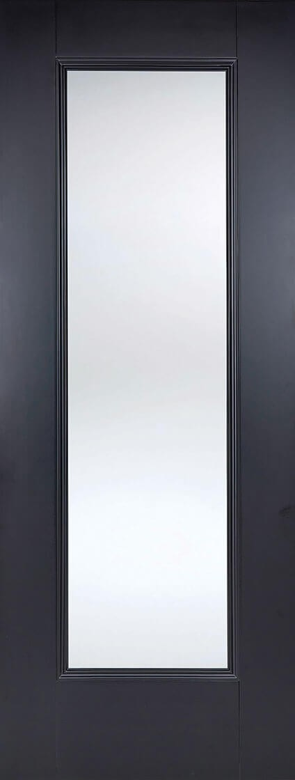 Black Plus Primed EINDHOVEN Clear Glass