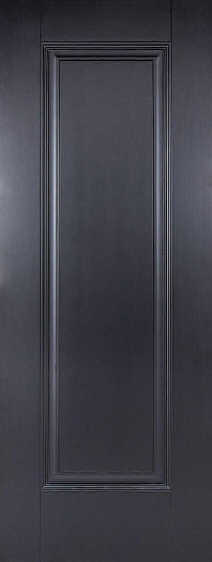 Black Primed EINDHOVEN Fire Door