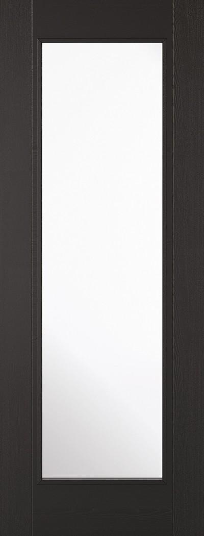 Black VANCOUVER Laminated Glazed