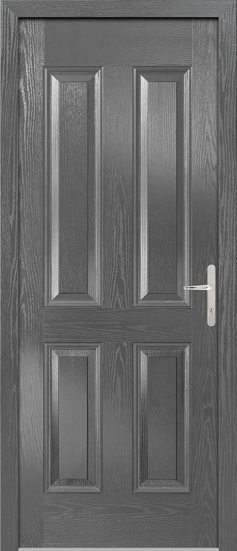 Carsington Grey External Composite Door Sets