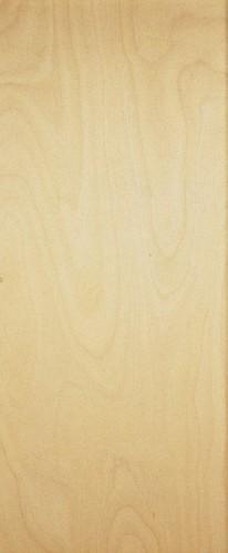 Hardwood External Fire Door Blank