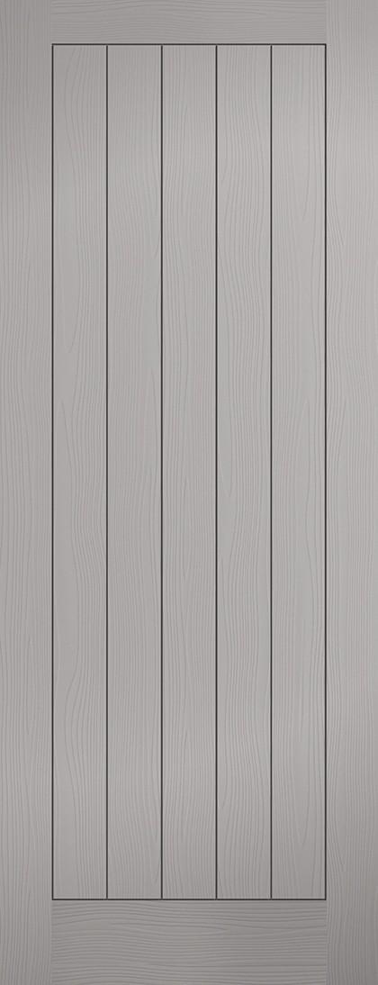 Grey TEXTURED VERTICAL 5 Panel
