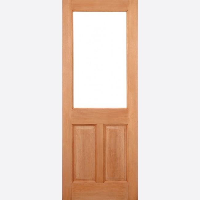 EXTERNAL HARDWOOD DOORS UN-GLAZED MTXG30
