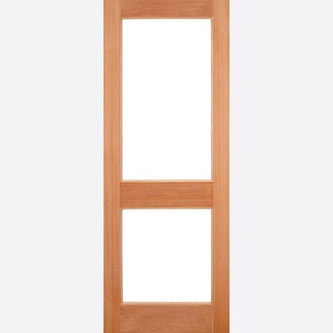 EXTERNAL HARDWOOD DOORS UN-GLAZED 2XGG M&T