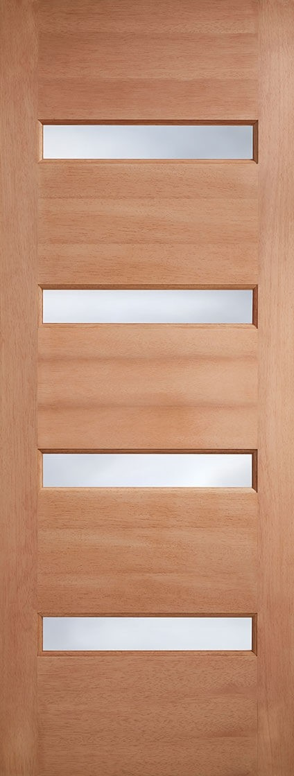 Hardwood Balham (Frosted Glass)