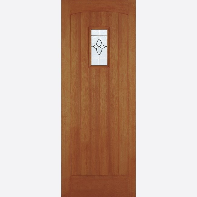 EXTERNAL HARDWOOD DOORS GLAZED COTTAGE GLAZED 1L