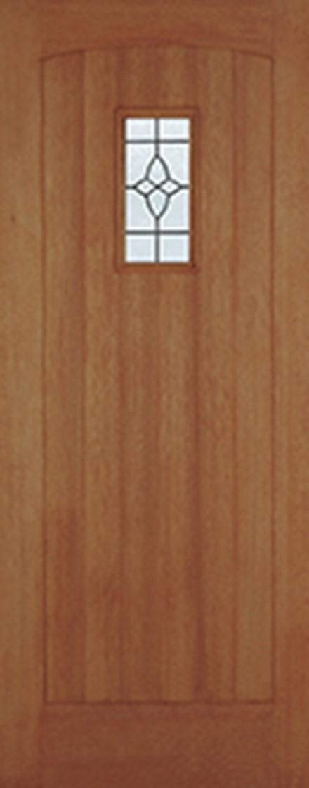 Hardwood Cottage Triple Glazed