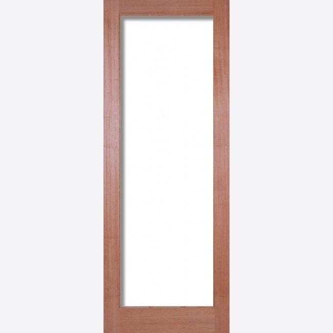 INTERNAL HARDWOOD DOORS UN-GLAZED PATTERN 10