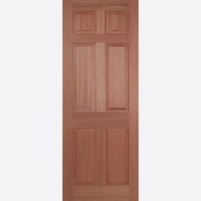 INTERNAL HARDWOOD DOORS REGENCY 6P