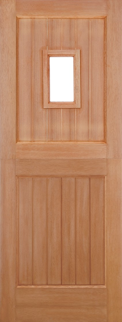 Hardwood 1L Stable (Un-Glazed)