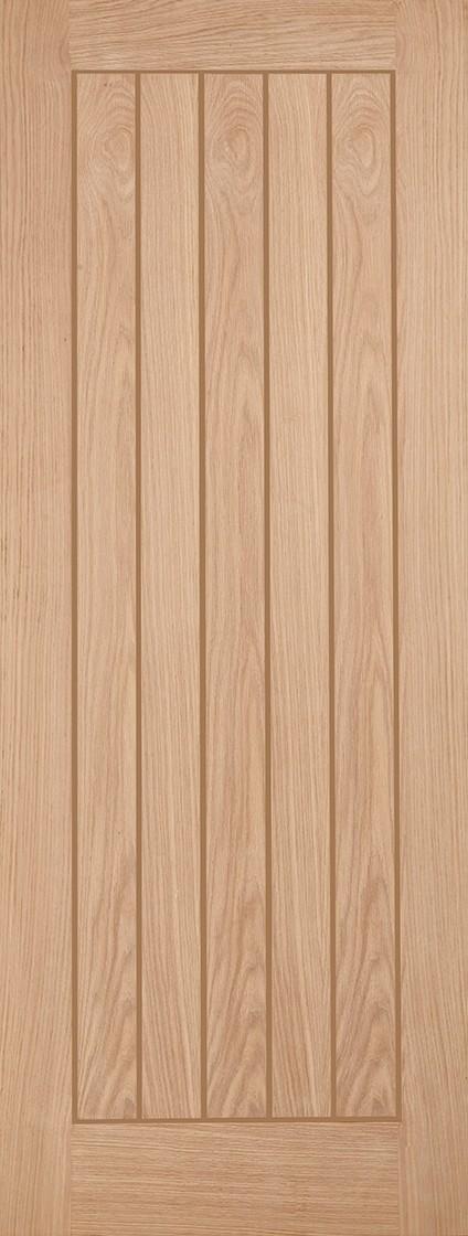 Oak BELIZE Fire Door