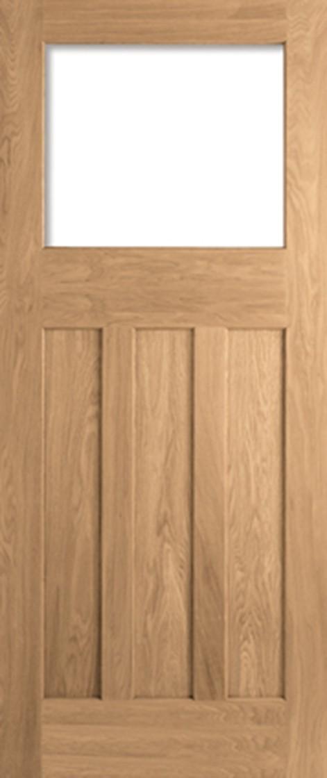 Oak DX 30's Style (Unglazed)