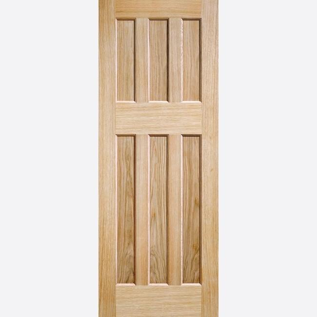 INTERNAL OAK FIRE DOORS OAK DX 60S STYLE