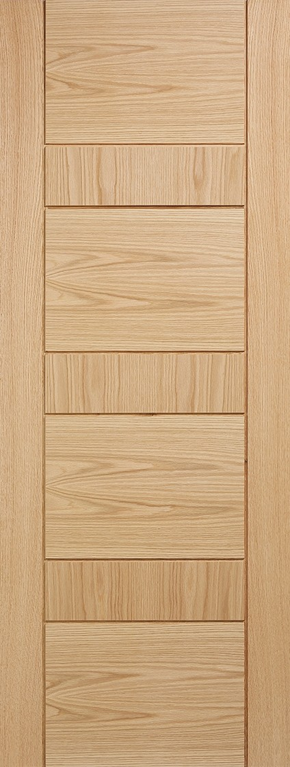 Oak EDMONTON Fire Door