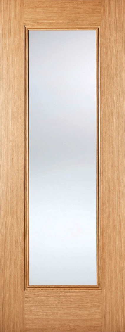 Oak EINDHOVEN Clear Glass