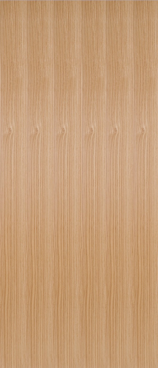 OAK FLUSH Fire Door