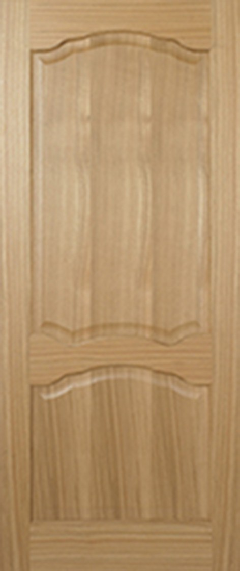 Oak LOUIS Fire Door