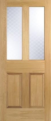 Internal Oak MALTON & Glass Pack (Screenprint)
