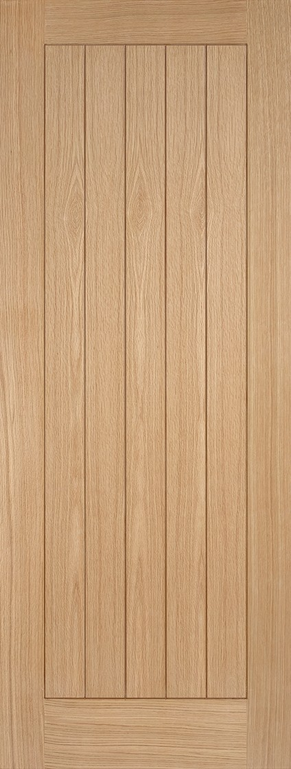 Oak SOMERSET Fire Door