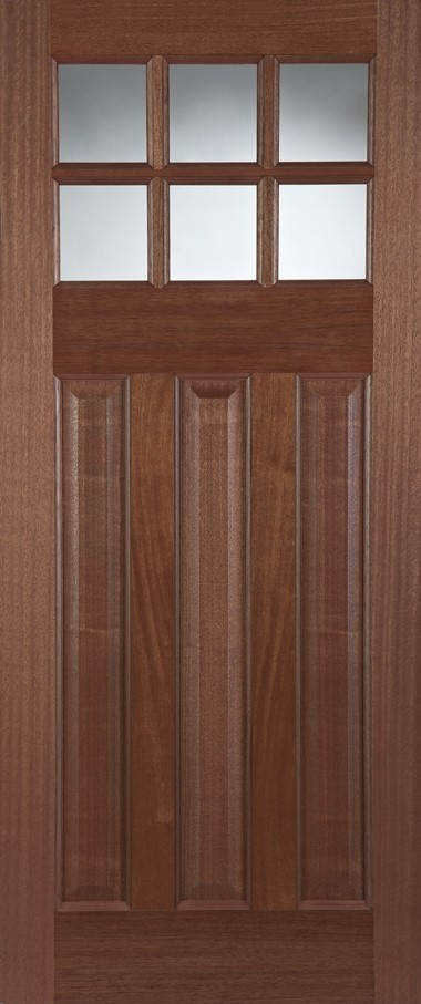 Hardwood Pattern 664 (Unglazed)