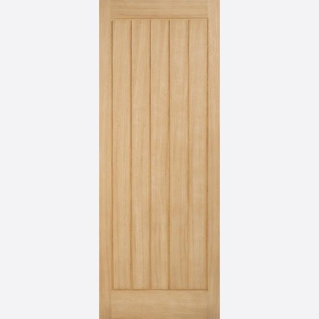 EXTERNAL OAK DOORS GLAZED WARMER DOOR PART L GENEVA