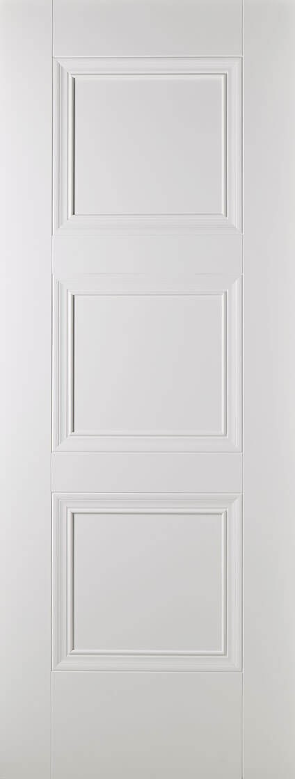 White Primed AMSTERDAM Fire Door