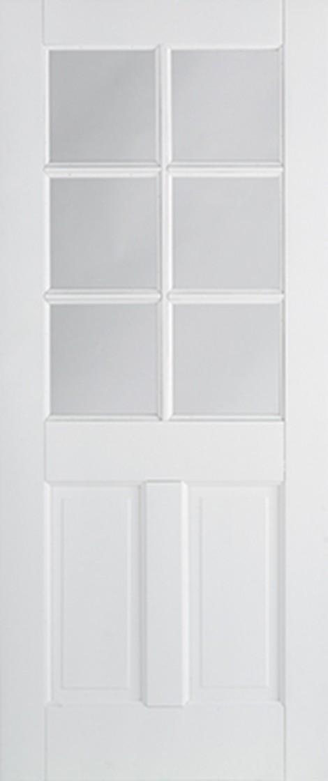 White CANTERBURY 6L