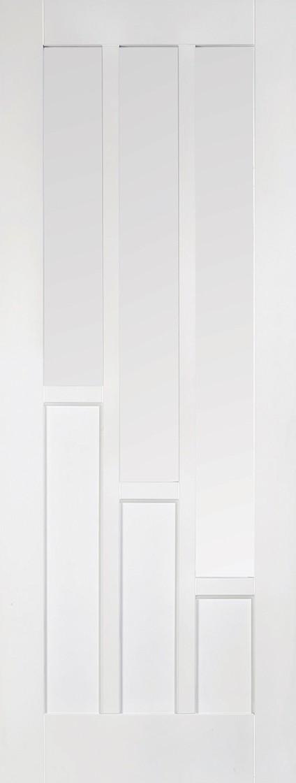 White COVENTRY Glazed