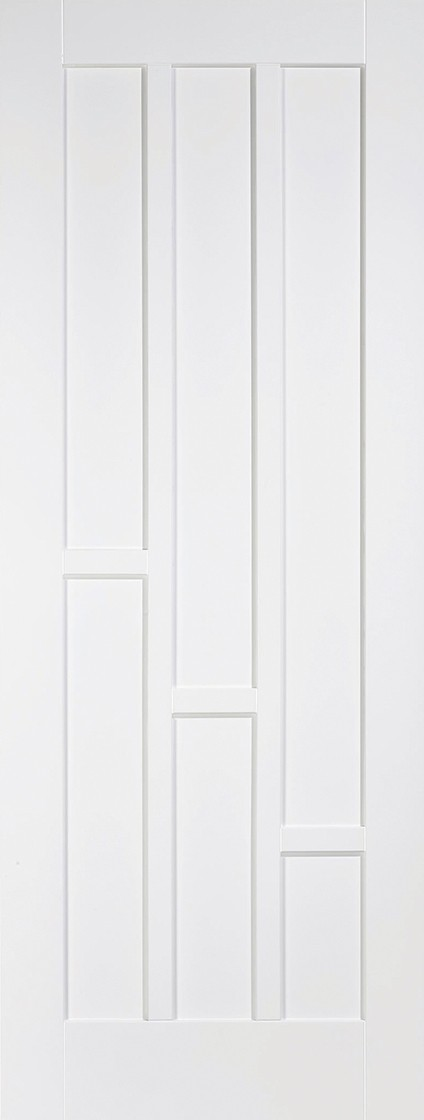 White COVENTRY Fire Door