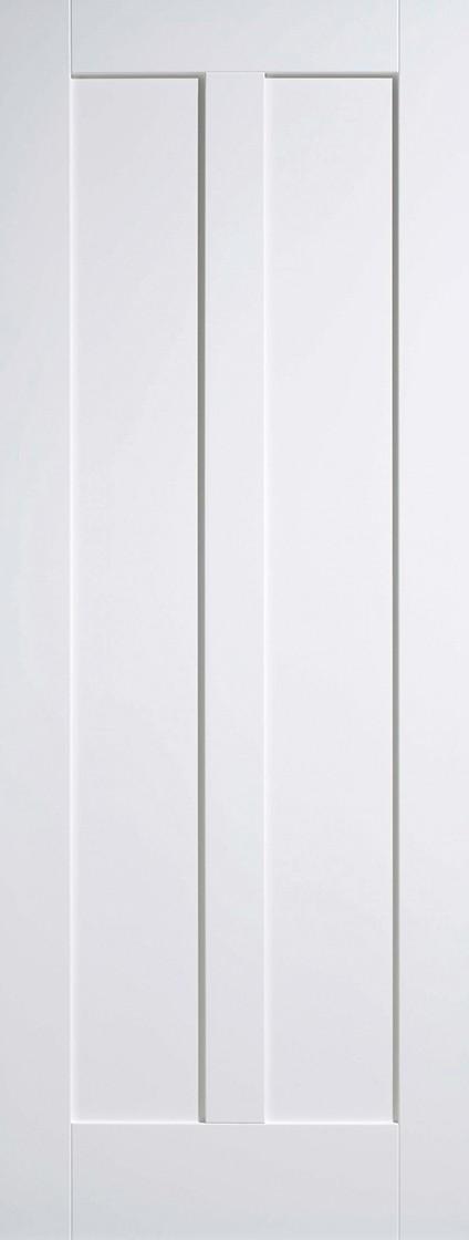 White Maine 2 Panel