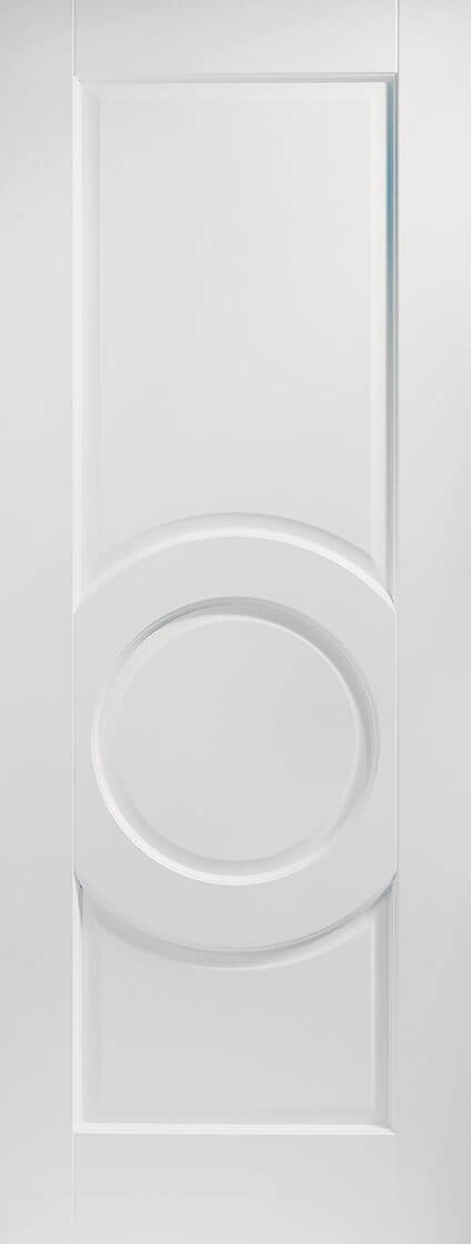 White Plus Primed MONTPELLIER Fire Door