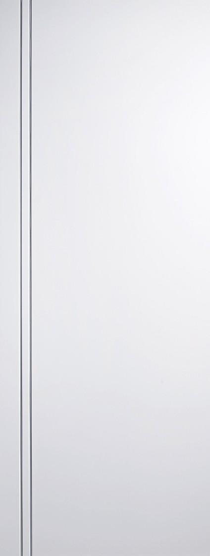 White SIERRA BLANCO Fire Door