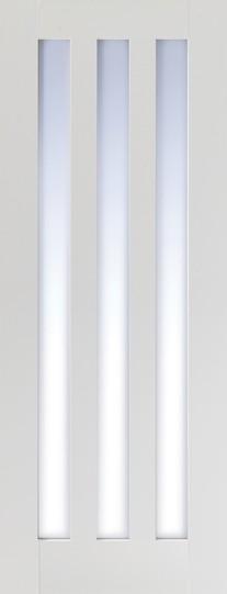 White UTAH (Clear Glass)